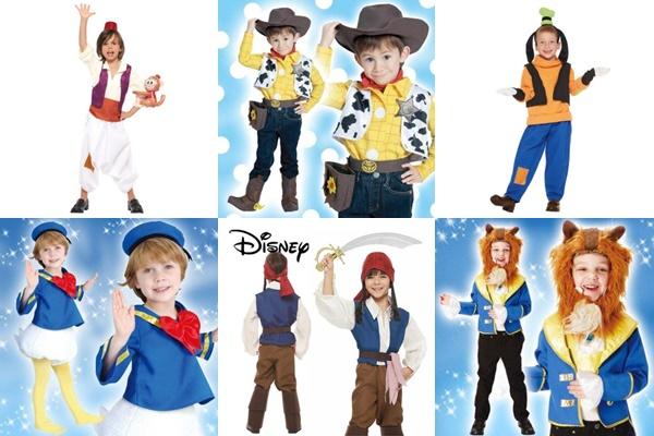ディズニー仮装2018子供男の子の通販で買える衣装27選